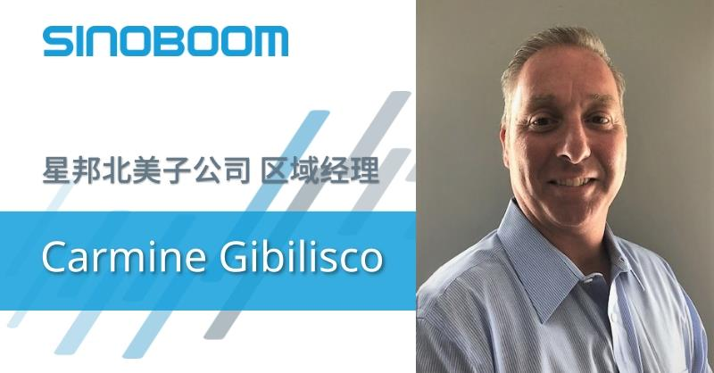 Sinoboom North America Brings New Talent to Sales Team